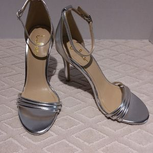 Lulus sexy ankle strap heels-NWOT